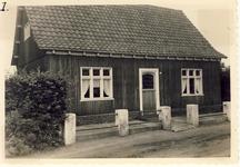 577620 Langstraat, pand van Bakens, 1956