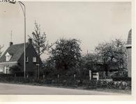 577756 Heesakkerweg, met links het woonhuis van Geenen, 1961