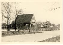 577810 Dijkstraat. Het voorste huis heet Bergsland, 1962