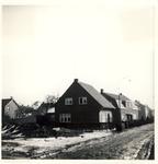 577823 Huizen aan de Logtenstraat, links de Asterstraat, 1963