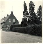 577866 Hemel, met het woonhuis van Piet v.d. Broek, 1963