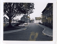 577957 Koningsplein, gezien vanaf de Kerkstraat, 1955-1965