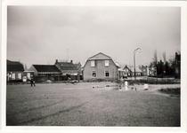 577971 Vorstermansplein, met in het midden het huis van Jan van Eijk, 1955-1965