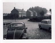 577973 Hoek Lotusstraat - Margrietstraat, na hevige regenbui, 1955-1965
