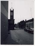 577983 Driehoekstraat, met links de Klokkengieterij van Eijsbouts, 1955-1965