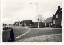 578000 Hoek Emmastraat en Tuinstraat (rechts), 1955-1965