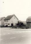 578294 Links het woonhuis van Gorissen aan de Albert van Cuiijckstraat (hoek Wolfsberg), 1982