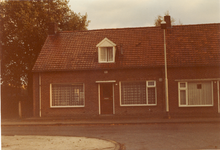 578296 Links woonhuis van M. Giebels aan het Vorstersmanplein 22, 1980