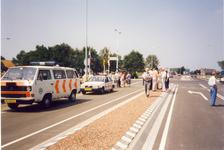 578333 Officiële opening van de nieuwe weg, 1991