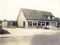 578465 Fietswinkel Verstappen, Emmastraat 57, 1981