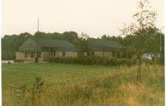578570 Clubgebouw Polderhonk van scouting Asten, Bergweg 26, 1987