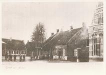 576005 Bondscafé G.Bakens aan de Markt, 1907