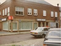 576891 AMRO bank, Marktstraat, 1982