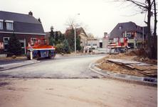 577460 Walsen voor de aanleg van de minirotonde aan de Wolfsberg