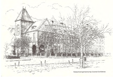 J20-53 Rijksscholengemeenschap Goeree-Overflakkee , ca. 1980