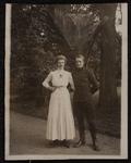 328 Aanvulling fotomateriaal Besier Engagement (verloving) Christina Magaretha Besier en Jhr. Fredrik Beelaerts van ...