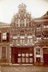 10570 Deventer - Stromarkt 9.Huis De Reiger , gedateerd 1676. Begane grond: Café Central.