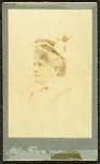 275 Deventer - Familiearchief CapadoseCarte-de-visite van Mevrouw Theodora Adriana Veeren (1855-1933)