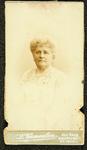 276 Deventer - Familiearchief CapadoseCarte-de-visite van Mevrouw Theodora Adriana Veeren (1855-1933)
