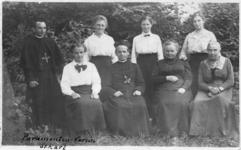236050 Missionskolleg St. Karl te Valkenburg: 'Paramenten-Verein' (paramentenvereniging)