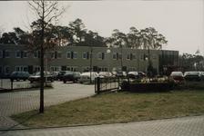 Bedrijfsgebouw en parkeerterrein van Quality & Results
