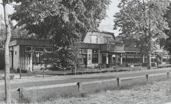 Voormalig restaurant en slijterij Gadellaa. In de jaren '90 afgebroken voor nieuwbouw