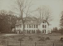 Huize Groot Plattenberg, gebouwd in 1861 als landhuis van de familie van Lynden. Voorheen stond hier een ...