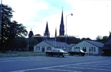 EHC-029-08 Noodgebouwen van de Gemeentesecretarie aan de Odasingel 15-09-1972