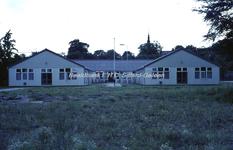 EHC-029-09 Noodgebouwen van de Gemeentesecretarie aan de Odasingel 15-09-1972