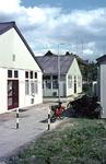 EHC-029-10 Noodgebouwen van de Gemeentesecretarie aan de Odasingel 15-09-1972