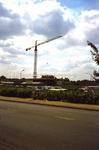 EHC-029-20 Bouw van het nieuwe Stadskantoor Sittard aan de Baenjenstraat (het huidige Hub Dassenplein) 15-09-1972