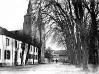 ehc_gp_118 Woningen bij de kerk 29-10-1937