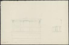 PC_ROC_018 Zitbank in de kerk, [1782]