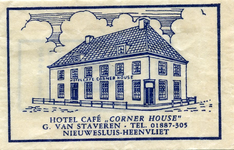 SZ0701. Hotel Café Corner House.