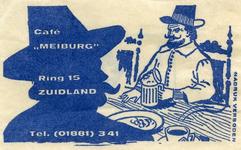 SZ1706. Café Meiburg.