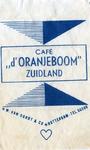 SZ1716. Café d'Oranjeboom.