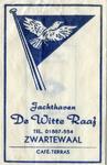 SZ1802. Jachthaven De Witte Raaf.