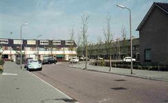 DIA42460 ; Woningen, ca. 1972
