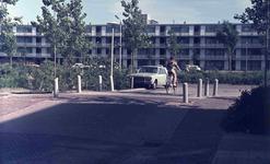 DIA42463 ; Flatwoningen, ca. 1972