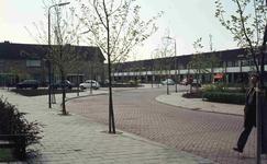 DIA42464 ; Woningen, ca. 1972