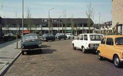 DIA42465 ; Woningen, ca. 1972