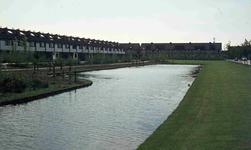 DIA42467 ; Woningen, ca. 1972
