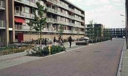 DIA42471 Spijkenisse; ; Woningen, ca. 1972