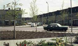 DIA42472 Spijkenisse; ; Woningen, ca. 1972
