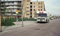 DIA42475 ; SRV Wagen van A&O Auto Market, ca. 1972