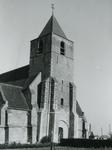 AB_KERKPLEIN_004 De Dorpskerk van Abbenbroek uit de vijftiende eeuw; ca. 1960