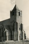 AB_KERKPLEIN_011 De Dorpskerk van Abbenbroek uit de vijftiende eeuw; ca. 1950