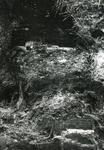 AB_KOMWEISINGEL_002 Opgraving van de fundamenten van de vroegere woontoren van Abbenbroek; 16 februari 1968