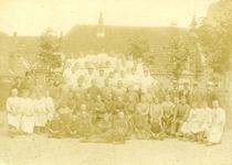 BR_SCHOLEN_AMBACHTSSCHOOL_026 Brielle; Klassenfoto van leerlingen van de Ambachtsschool, ca. 1916