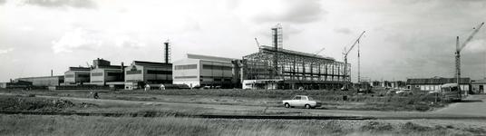 SP_WELPLAAT_036 De Aluchemie is in aanbouw; Oktober 1967